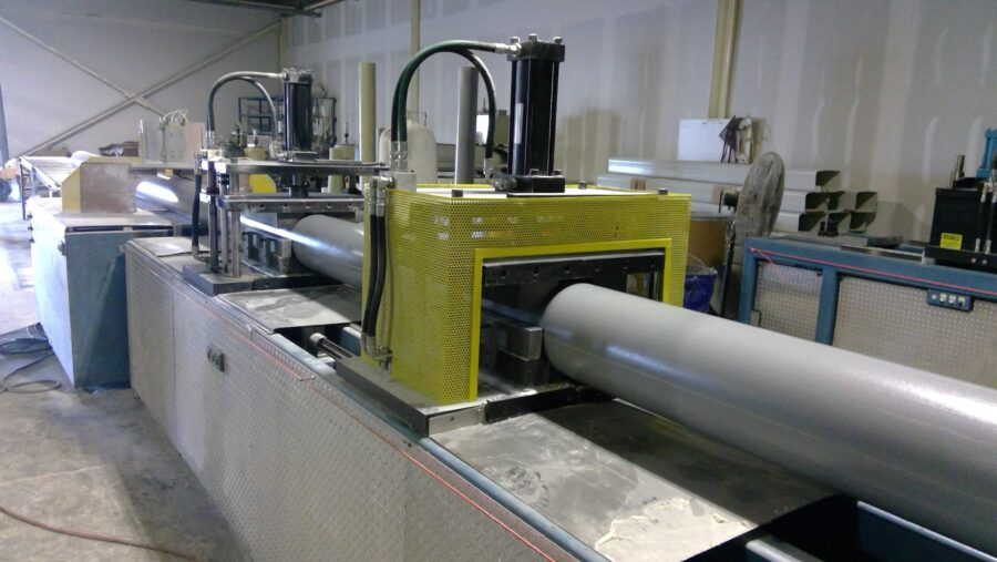 Pultrusion line
